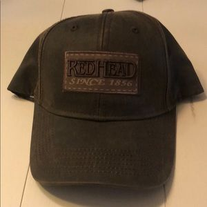 Red Head Hat